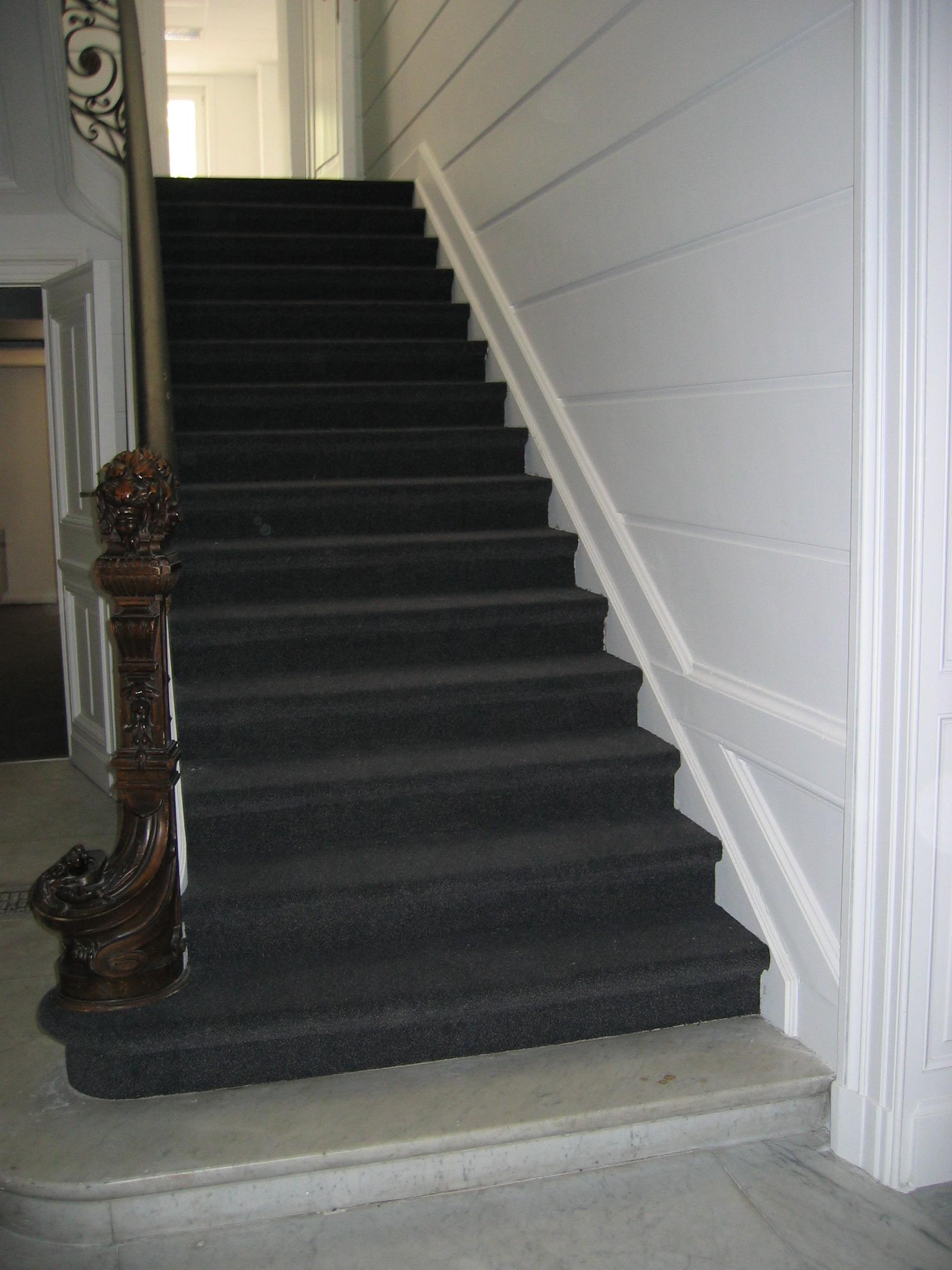 Belu deco sp cialis en linol um 32 475 80 50 36 - Tapis escalier castorama ...